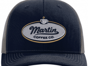 Martin Coffee Company Hat